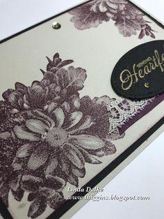 Another SAB sneak peek.... the lovely Heartfelt Blooms stamp set