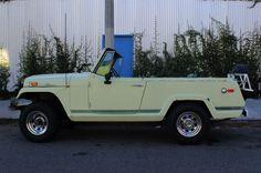 Tomboy Style: GEAR | 1970 Jeepster Commando