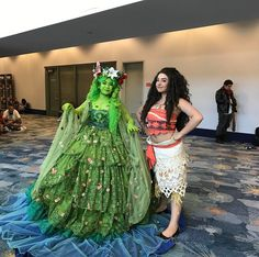 """3,044 Likes, 37 Comments - Michael Lee (@eelyajekim) on Instagram: """"I may have stolen the heart from inside you  But this does not define you… #Moana #Tefiti #WonderCon"""""""