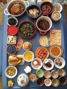 1000+ images about A.G. DOLL FOOD-CRAFT on Pinterest | Salt dough ...