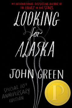 Looking for Alaska, John GreenJohn Green is a big name in YA; read any of his books and you'll understand why. This one, his debut, is about a boy who falls hopelessly in love with the pretty, damaged girl across the hall at boarding school, you know, as you do.