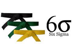 Com o aumento no número de empresas utilizando o Six Sigma, aumenta-se a curiosidade em saber quais as diferenças entre as certificações Black Belt, Green Belt e Yellow Belt. Qual certificação é a ...