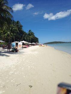 Chaweng beach, Koh Samui, Thailand. Love it! ❤️