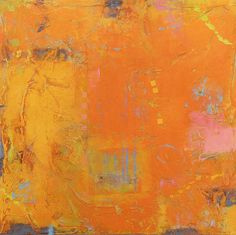 """Tangerine I"" by Jeannie Sellmer"