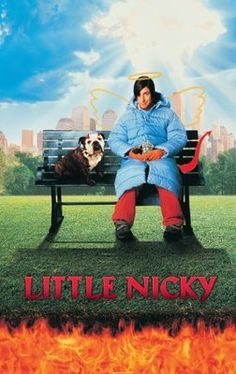Little Nicky (2000) movie #poster, #tshirt, #mousepad, #movieposters2