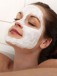 DIY Home Facials - an easy and cheap way to keep your skin fresh and glowing