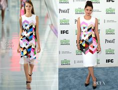 Melonie Diaz In Preen – Film Independent Spirit Awards 2014