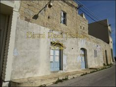 Gozo - Unconverted Farmhouse - Kercem Malta - Malta Property | Direct from Owners | Binni Real Estate Malta - Reference - 001277