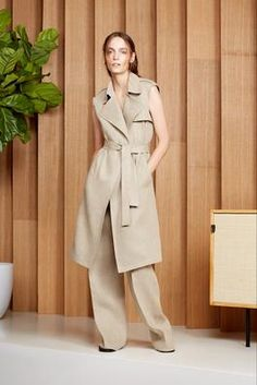 Theory Spring 2015 Ready-to-Wear Fashion Show: Complete Collection - Style.com