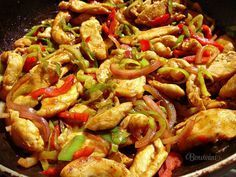 Discover what are Chinese Meat Cooking Slovak Recipes, Czech Recipes, Russian Recipes, Ethnic Recipes, No Salt Recipes, Meat Recipes, Chicken Recipes, Cooking Recipes, Healthy Recipes