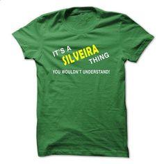 SILVEIRA thing - #student gift #shirt design