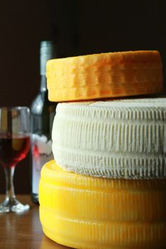 Artisan cheeses made by my dear friends @ Marcoot Jersey Creamery! (Yes, they sell in Chicago. Yes, they ship)