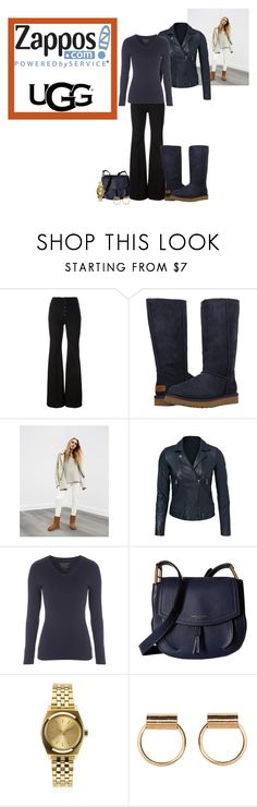 """""""The Icon Perfected: UGG Classic II Contest Entry"""" by alina-n ❤ liked on Polyvore featuring UGG Australia, UGG, Rebecca Taylor, Marc Jacobs, Nixon, ugg and contestentry"""