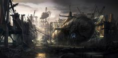 Random Post Apocalyptic Wallpapers and Images