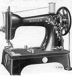 Singer 116-1 Modern Sewing Machines, Paper Mobile, Vintage Labels, Meatball, Vintage Prints, Cross Stitch Patterns, Lamb, Sketches, Singer