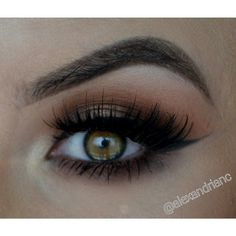 Eye Inspiration: Warm Smoke #LinerUpSweeps by alexandrianc19. Enter for a chance to win a $1K Sephora Shopping Spree. Upload your eyeliner look to Sephora.com's The Beauty Board by 10/20/14 and tag it #linerupsweeps