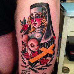 Austin Maples Tattoo