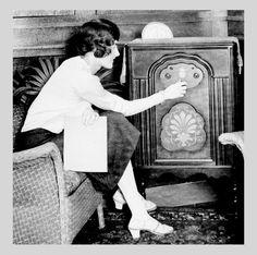 Radio, a 1920s invention