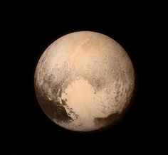 NASA Spacecraft Makes Historic Dwarf Planet Flyby - The New Horizons probe captured a sneak peak of gorgeous Pluto! According to the New Horizons social. - NASA/New Horizons Cosmos, Hubble Images, Hd Images, Bing Images, New Horizons Pluto, National Geographic, Dwarf Planet, Space And Astronomy, Space Probe