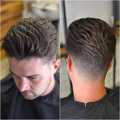 cool 30+ Charming Quiff Hairstyle Designs - New In 2016