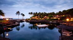 HOTEL ハワイ・ハワイ島カウプレフのホテル>歴史あるカウプレフに位置>フォーシーズンズ リゾート フアラライ アット ヒストリック カウプレフ(Four Seasons Resort Hualalai at Historic Ka'upulehu)
