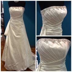 Impression - Modified A-line Wedding Dress