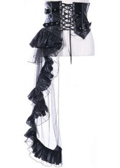 Gothic Girdle (Black)