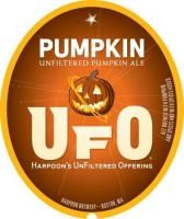 Harpoon UFO Pumpkin, 24 Bottles - 12OZ Each