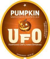 Harpoon UFO Pumpkin, 24 Bottles - 12OZ Each
