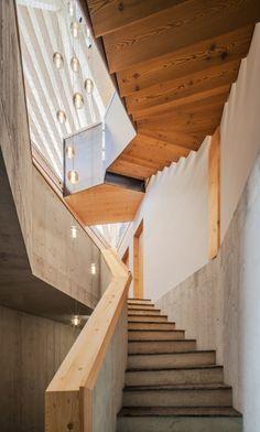 An Alpine Experiment by sam architects - News - Frameweb