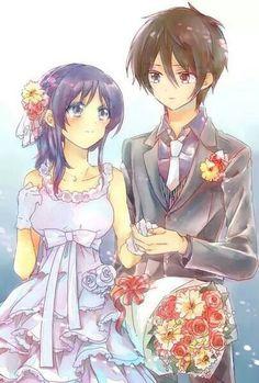 Their wedding!!