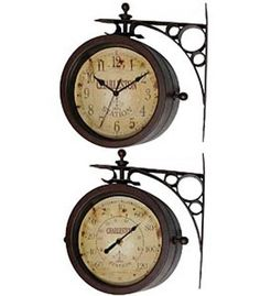 Outdoor Clocks by Dans Clocks Time Is Of The Essence Pinterest
