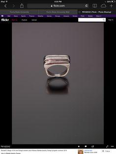 Handmade Sterling Silver Men's Ring