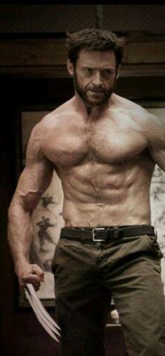 I love Wolverine!!!!!  Hugh Jackman
