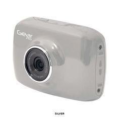 Gear Pro 1080p HD Wide-Angle Sports Action Camera - Assorted Colors at 85% Savings off Retail!