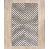 Found it at AllModern - Paloma Silver & Ivory Area Rug