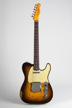 Fender Guitars – Page 3 – Learning Guitar Electric Guitar And Amp, Fender Electric Guitar, Cool Electric Guitars, Body Electric, Fender Stratocaster, Telecaster Custom, Fender Vintage, Vintage Guitars, Gibson Guitars