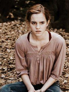 Hermione Granger...belongs with Ron Weasley.
