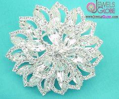 Bridal Jewelry Wedding Brooch