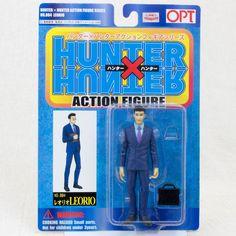 HUNTER x HUNTER Leorio Action Figure Series OPT JAPAN ANIME MANGA