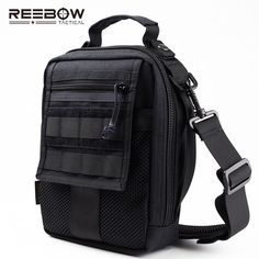 REEBOW TACTICAL Executive MOLLE System Shoulder Bag