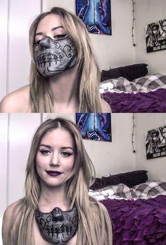 Death Eater Mask, Harry Potter.