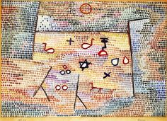 Paul Klee  Toy  1931
