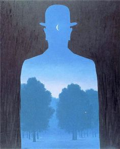 A Friend of Order, 1964 René Magritte