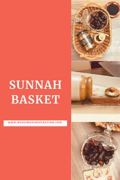 (Article) Sunnah Basket: A simple life hack to eat sunnah foods everyday Healthy Food Options, Healthy Drinks, Healthy Recipes, Honey And Warm Water, Oat Smoothie, Nigella Seeds, Halal Recipes, Simple Life Hacks, Asian Cooking