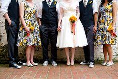 Virginia Backyard Wedding