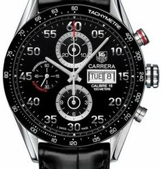 Tag Heuer Carrera Day Date Mens Watch CV2A10.FC6235 | Cool Watches for Men