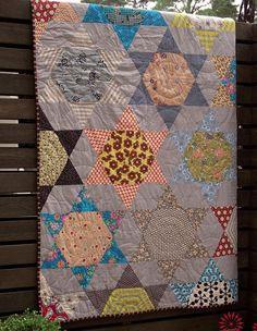 Lynne Wilson - Starstruck quilt - sewing pattern