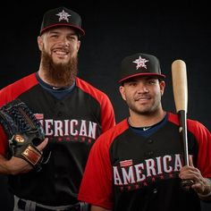 """Houston Astros """"Congratulations again to our #Astros #ASG starters who represented the team, the organization and the city of Houston with #HTownPride in last night's 6-3 American League win in the All-Star Game."""""""