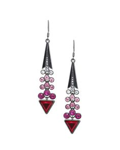 The Sweet Aura Earrings by JewelMint.com, $29.99